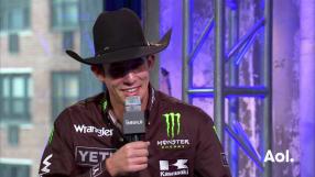 Professional Bull Rider J.B. Mauney