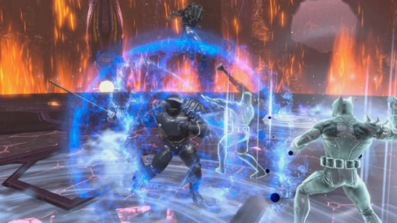 A tour of DC Universe Online's new Origin Crisis DLC