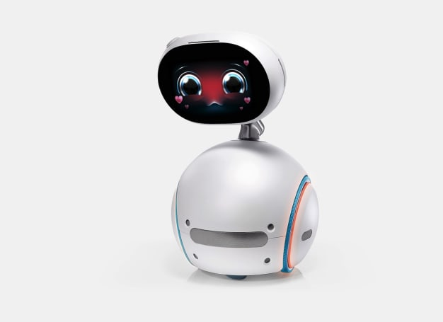 ASUS' Zenbo robot walks, talks and controls your home