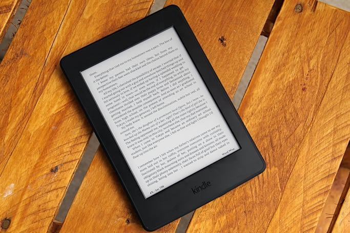 Amazon rolls out Bookerly font to more Kindle e-readers
