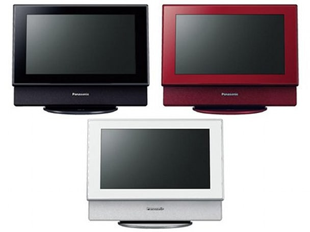 Panasonic debuts MW-10 photo frame / iPod dock / sound system