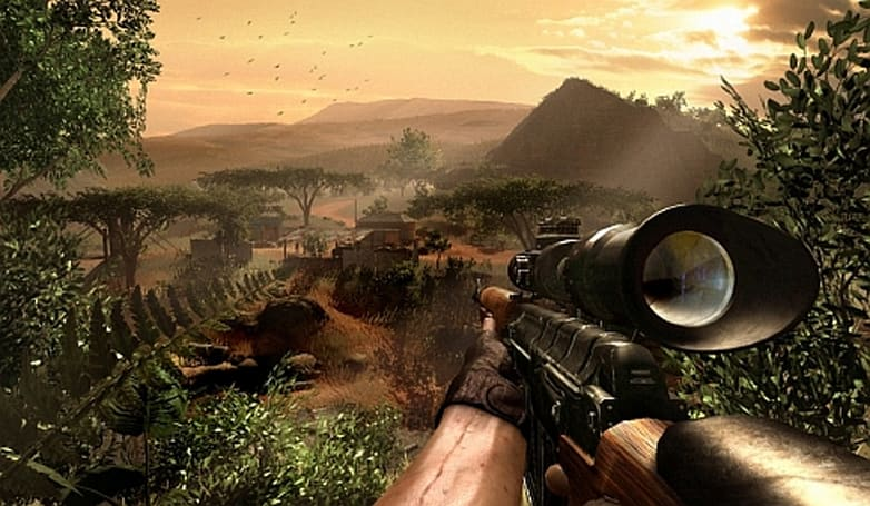 Branching Dialogue: Wild file preservation (and other Far Cry 2 stuff)
