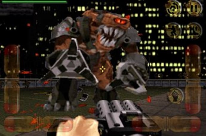 Duke Nukem 3D brings classic carnage to iPhone gamers
