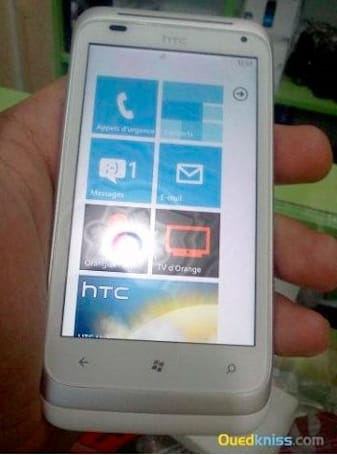 HTC Omega spotted in the wild on Algerian auction site?