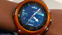 カシオのタフネススマートウォッチ『WSD-F10』は7万円で3月25日発売。1か月充電いらずの時計表示モード搭載