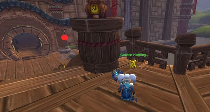 Did you miss in Pandaria?: Hopling hunt