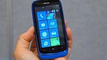 Nokia Lumia 610 with NFC hands-on (video)