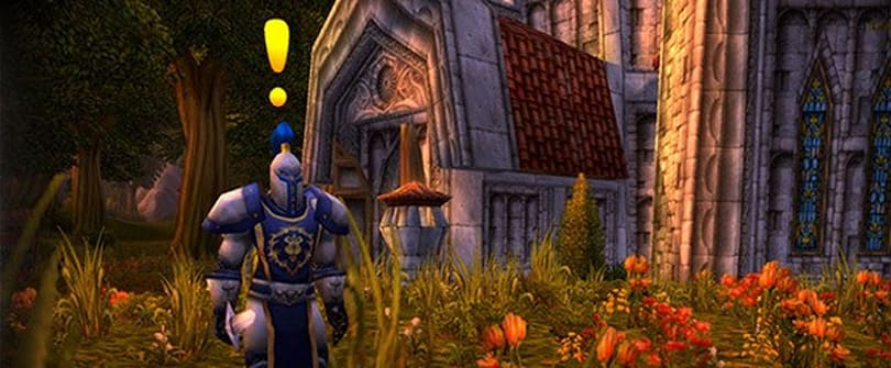 "Kotaku launches ""An idiot in Azeroth"""