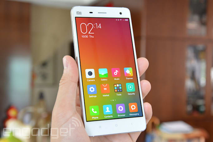 Xiaomi may now be the third-biggest smartphone maker in world