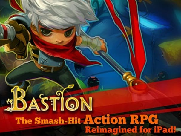 Bastion, Scribblenauts Remix for a buck during WBIE mobile sale
