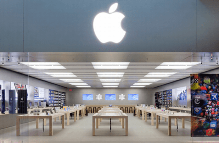 Apple ranks third in BusinessWeek customer service survey