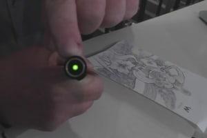 Wacom Inkling Hands-on