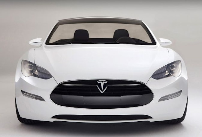 Tesla Model S gets not-quite-official makeover as a convertible