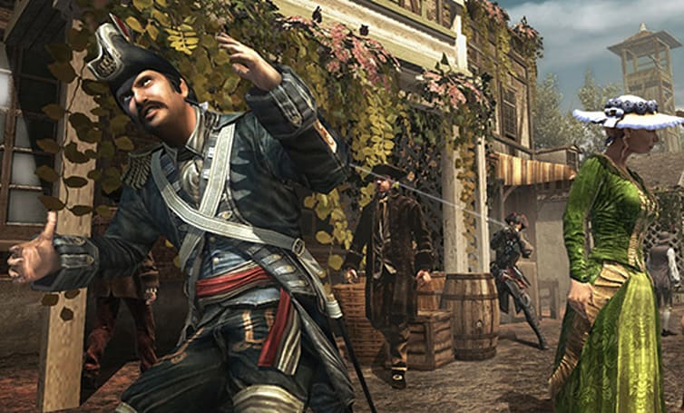 Assassin's Creed: Liberation HD launch trailer welcomes Aveline back