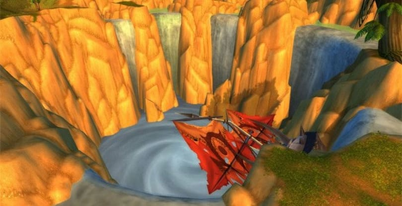 Cataclysm Beta: Northern Stranglethorn and The Cape of Stranglethorn