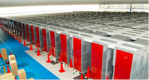 Fujitsu K supercomputer now ranked fastest in the world, dethrones China's Tianhe-1A