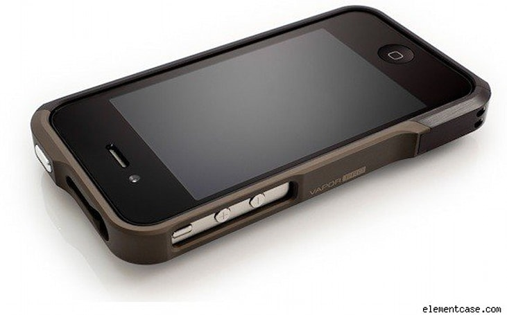 Element Vapor Pro iPhone 4 case: Exclusive first look and giveaway