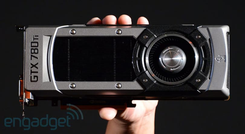 NVIDIA reveals the GTX 780 Ti, a new 'high-end enthusiast' GPU