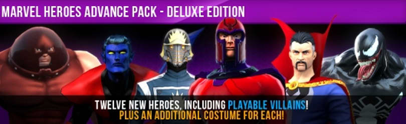 Marvel Heroes to introduce playable Venom, Magneto, and more in 2014