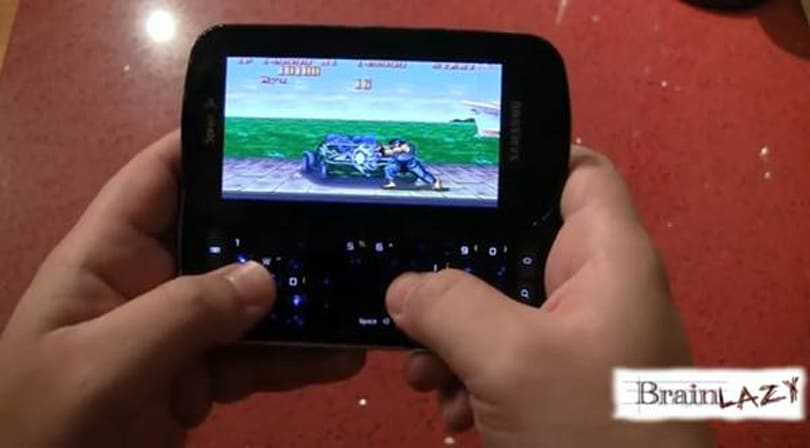 Power mad modder rips the keys out of his Epic 4G, calls it a gamepad (video)