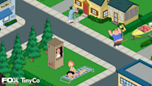 Family Guy: The Quest for Stuff destroys Quahog next week