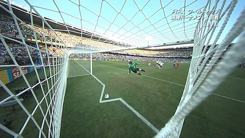 FIFA to again explore 'goal-line technology' after blown World Cup officiating (updated)