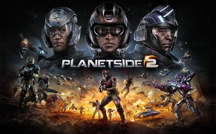 SOE lawyering up in its fight against PlanetSide 2 cheaters
