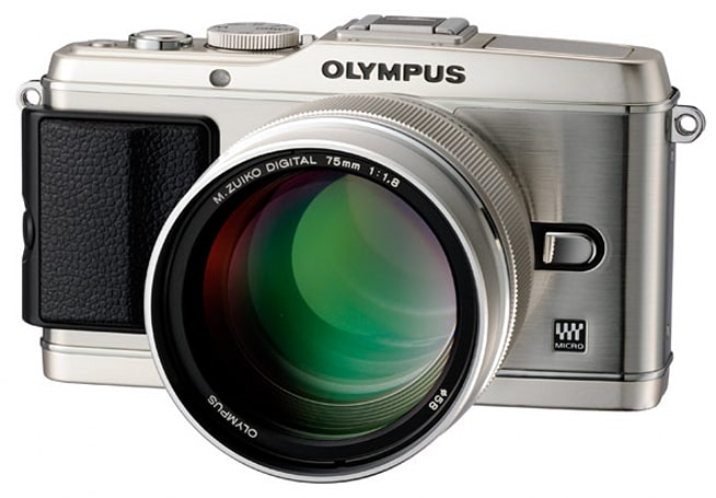 Olympus adds 75mm f/1.8 portrait lens to Micro Four Thirds lineup