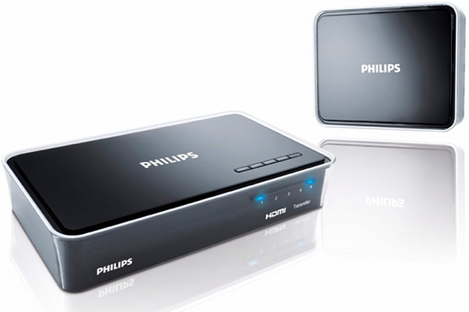 Philips launches Wireless HDTV Link, gives airborne HDMI a fightin' chance
