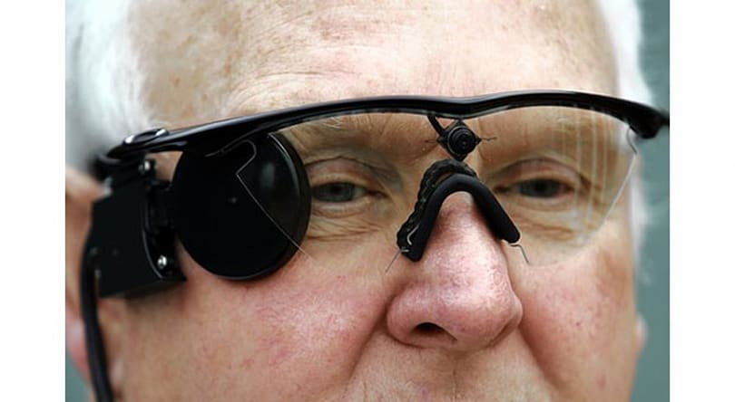 FDA clears Argus II 'bionic eye' for sale in the US (video)