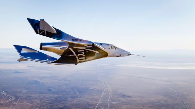 ヴァージン・ギャラクティック、事故後初の宇宙船滑空テストに成功。2017年のロケット推進テスト再開にまず1歩