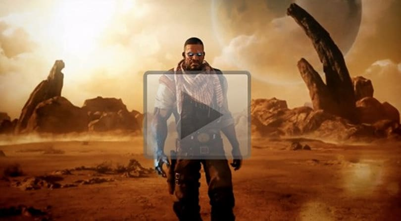Starhawk's brutal universe detailed in E3 2011 cinematic