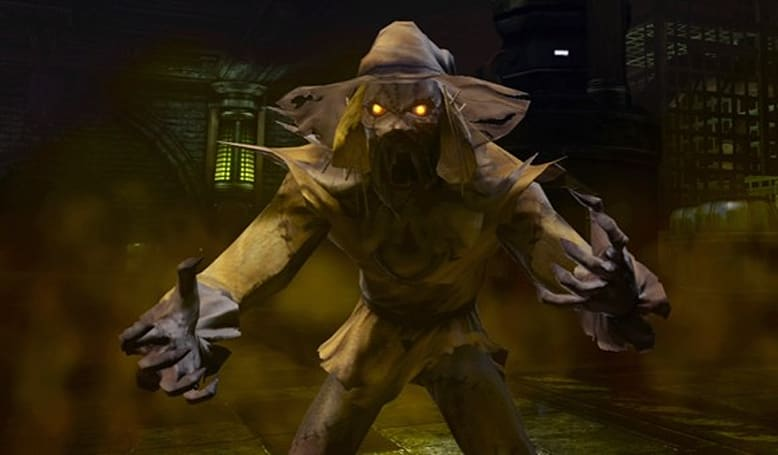 DC Universe Online reveals the Scarecrow