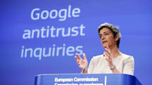 Europe starts antitrust proceedings with Google over Android