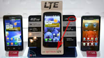 LG renames Optimus LTE to Optimus True HD LTE, disses Samsung's HD Super AMOLED