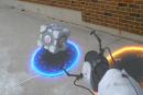 HoloLens 版的 Portal 讓你在現實世界裡「打洞」