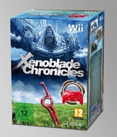 Xenoblade Chronicles gets European special edition, very European localization