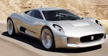Jaguar C-X75 is the 780bhp electric supercar we've all been waiting for, likely to keep us waiting (video)