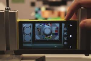 Nokia Lumia 920 Image Stabilization Lab Test