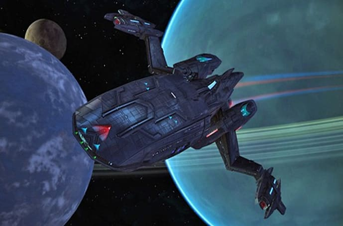 Captain's Log: Apologies and Andorian ships in Star Trek Online