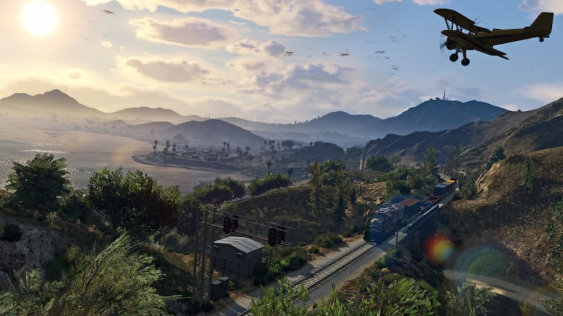 Fan-made 'GTA V' interactive map app puts Rockstar's to shame