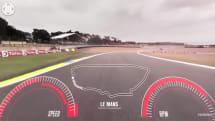 Ride shotgun in this 360-degree Le Mans video