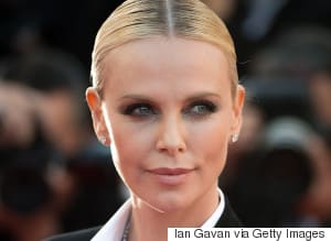 Only Charlize Theron Could Wear This To Cannes And Still Look Glam