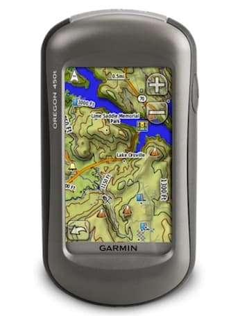 Garmin spits out new handheld, touchscreen GPS devices