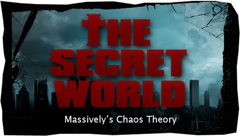 Chaos Theory: The Secret World's Tokyo barrier