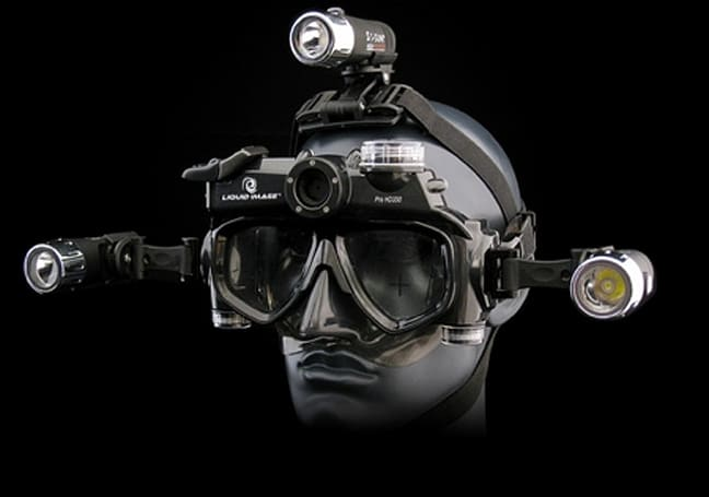Liquid Image's new underwater digital camera masks debut at CES