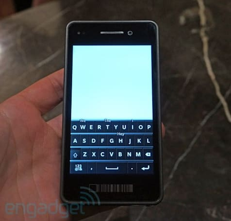 BlackBerry 10 hands-on (video)