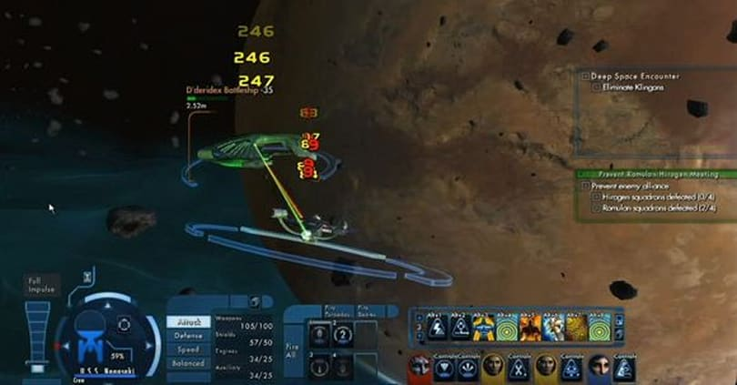 New Star Trek Online video shows tactical combat, UI