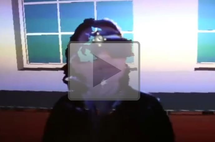 Kinect Hacks: 'holographic' video chat