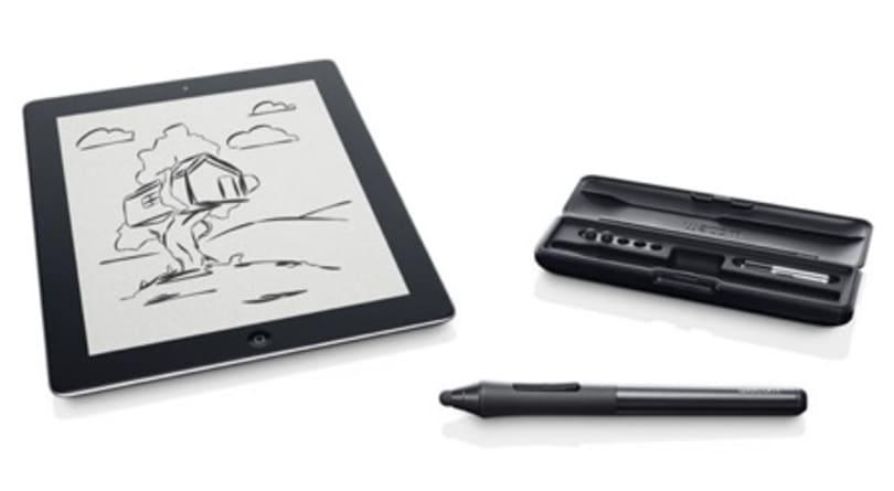Wacom unveils pressure-sensitive Intuos Creative Stylus for iPad